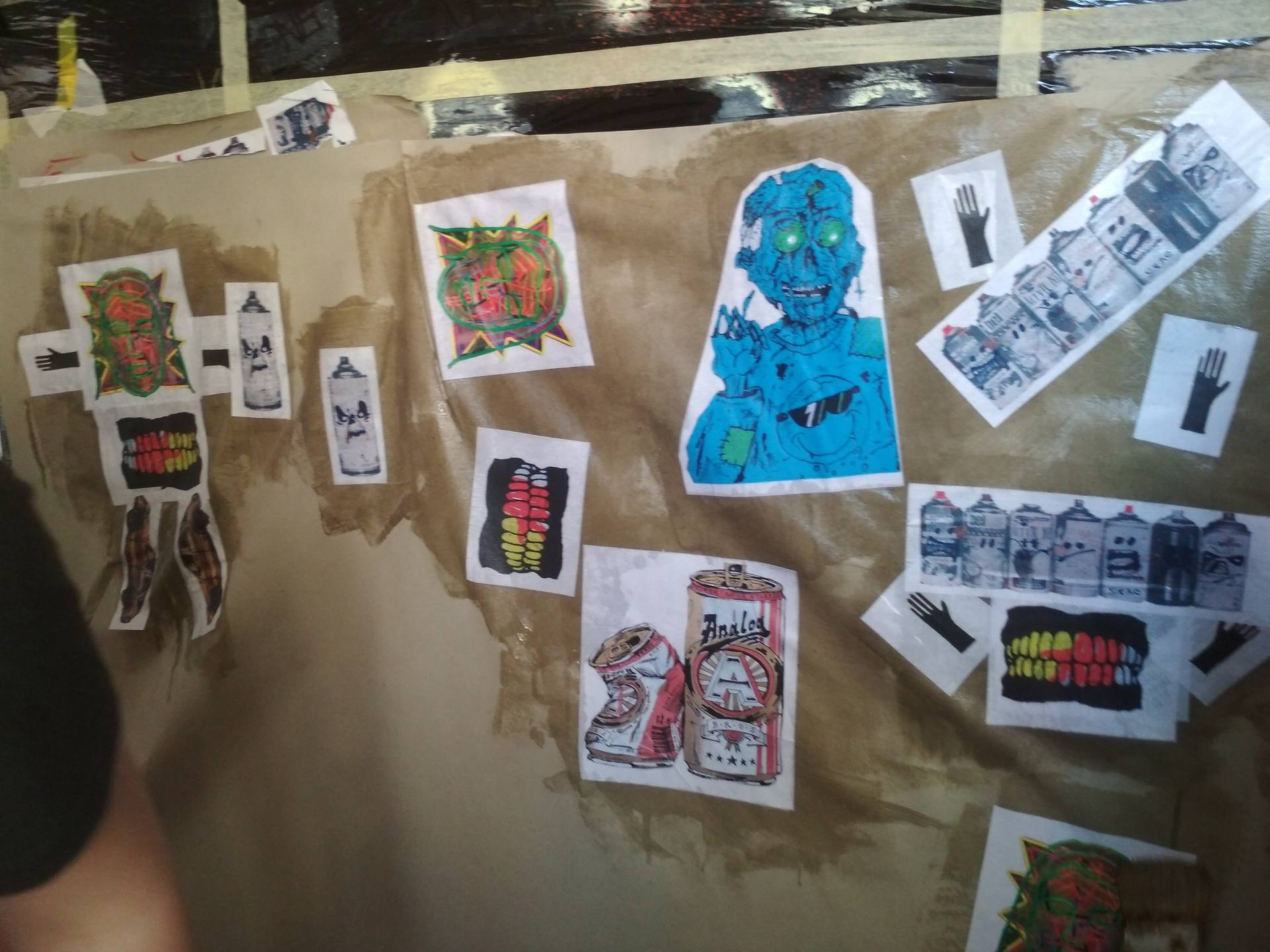Workshop - Malíř uličník