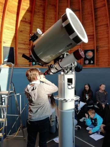 Planetárium a hvězdárna v Ostravě
