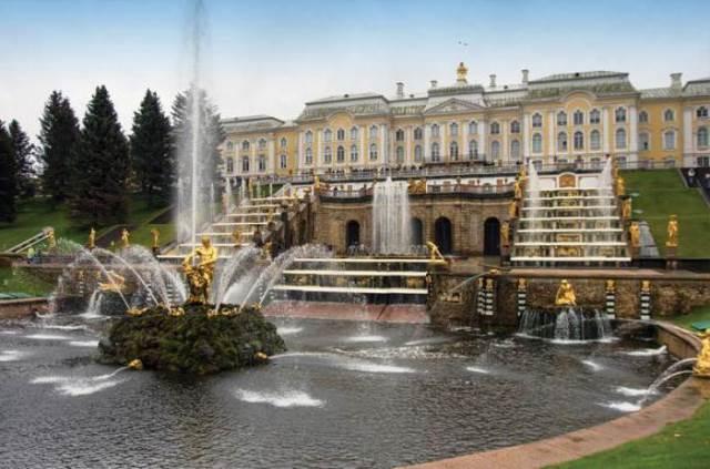 Poznávací zájezd do Sankt Petěrburgu